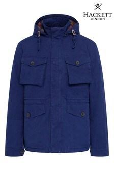 Hackett Blue HKT New Cruiser Jacket