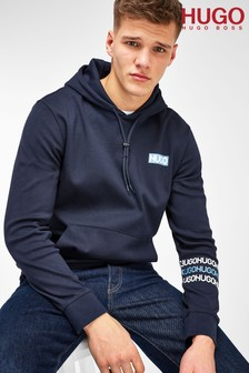HUGO Blue Dozzi Sweat Top