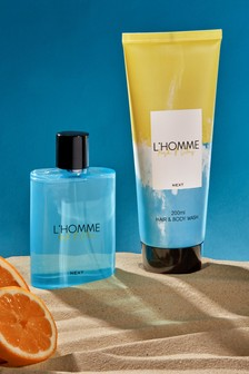 L'Homme Summer 100ml Eau De Parfum Gift Set