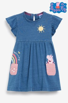 Peppa Pig Dress (3mths-7yrs)