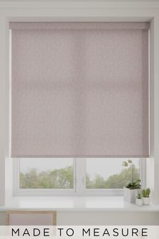 Aston Classic Rose Pink Made To Measure Roller Blind