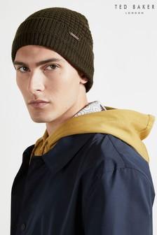 Ted Baker Hathat Textured Beanie Hat
