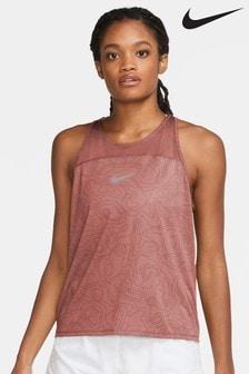 Nike Miler Run Division Print Vest