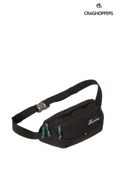 Craghoppers Black 1.5L Kiwi Bum Bag