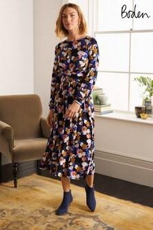Boden Jennifer Jersey Midi Dress