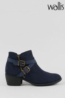 Buy Women's Footwear Ankle Boots Wallis