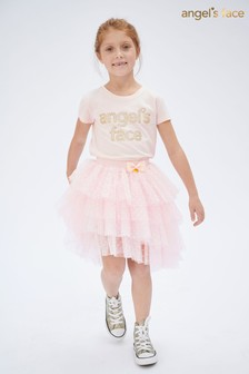 Angels Face Ballet Pink Betsey Skirt