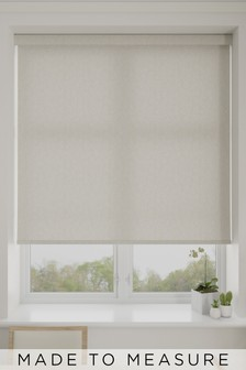Aston Vanilla Cream Made To Measure Roller Blind