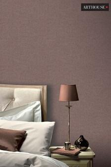 Arthouse Herringbone Wallpaper