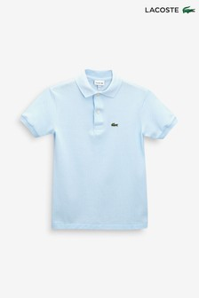 cac47b68a32 Boys Lacoste Tops | Boys Polo Shirts | Next UK