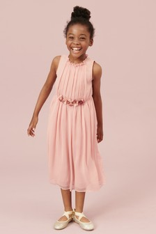 Maxi Corsage Dress (3-16yrs)