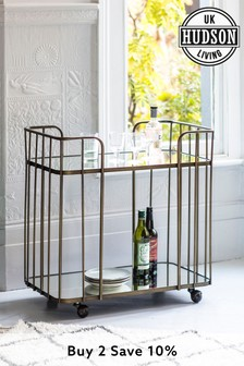 Verna Drinks Trolley By Hudson Living