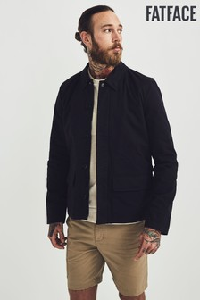 FatFace Blue Folk Chore Jacket