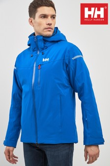 Helly Hansen Ski Olympian Blue Swift 4.0 Jacket