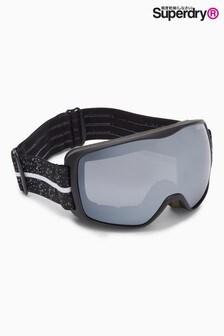Superdry Black Ski Goggles