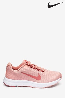 Nike Run Pink Runallday Trainers