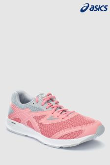 Baskets Asics Amplica rose/gris
