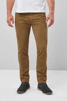 Soft Twill Trousers