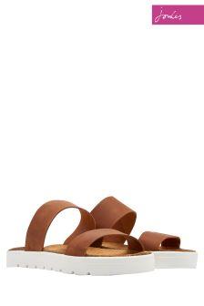 Joules Tan Ashmore Sandal