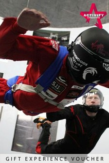 Indoor Skydive For Two