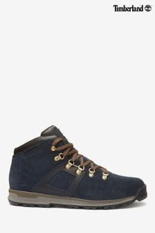 Timberland® Mens Navy Waterproof Hiker Boots