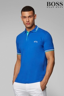 BOSS Paul Curved Polo