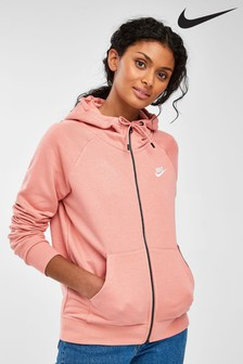 Nike Essential Fleece Zip Through Hoody