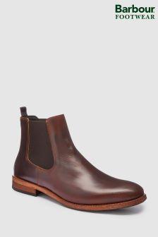 Barbour® Brown Bedlington Chelsea Boot