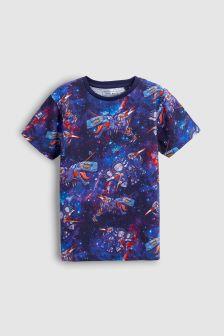 Digital Print T-Shirt (3-16yrs)