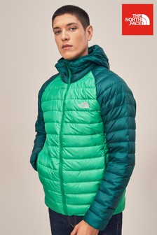 The North Face® Primary Green/Botanical Green Trevail Hoody