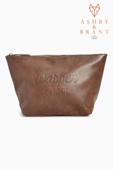 Ashby & Brant Dapper Chap Washbag