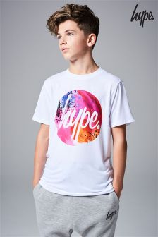 Hype. Strokes Circle T-Shirt