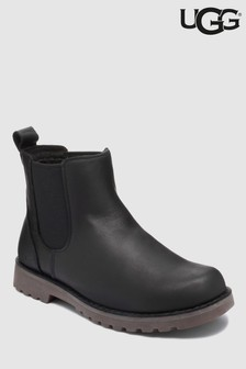 UGG® Kids Black Callum Chelsea Boot