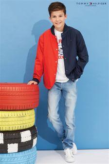 Tommy Hilfiger Boys Scanton Robust Light Jean