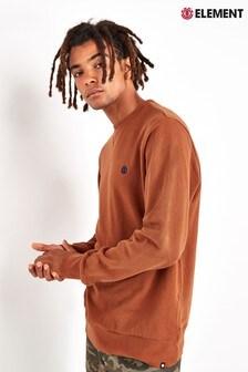 Element Orange Cornell Sweater