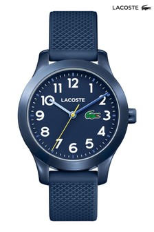 Lacoste.12.12 Kids Blue Silicone Watch