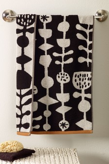 Abstract Design Towel