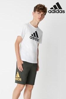 adidas Green EQ Shorts
