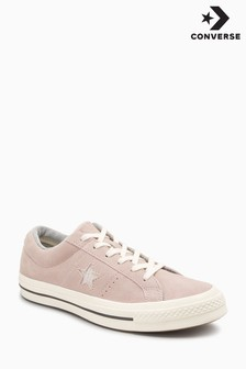 Converse Taupe One Star