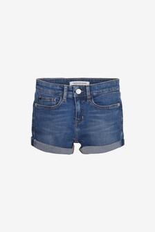Calvin Klein Jeans Denim-Shorts für Mädchen