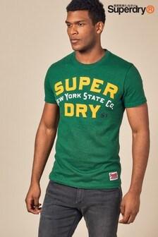 Superdry Green 34th T-Shirt