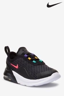 Nike Black/Multi Air Max Motion Infant Trainers