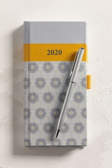 Slim Pocket Diary