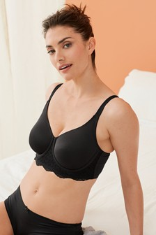 DD+ Back Smoothing Supersoft Non Padded Full Cup Georgie Bra