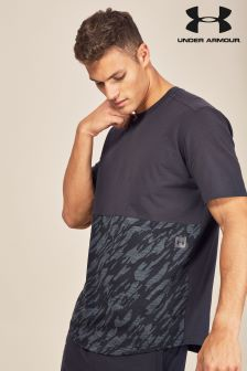 Under Armour Unstoppable Black Camo Tee