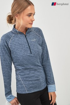 Berghaus Carbon Tech 1/4 Zip Top