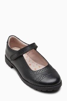 Chaussures babies richelieu en cuir (Garçon)