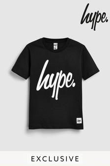 Hype. Black Core Tee