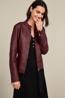 39cb119e627 Womens Red Coats & Jackets | Womens Red Padded Jackets | Next UK
