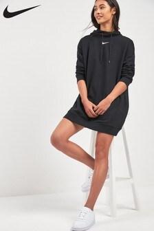 Nike Black Swoosh Hoody